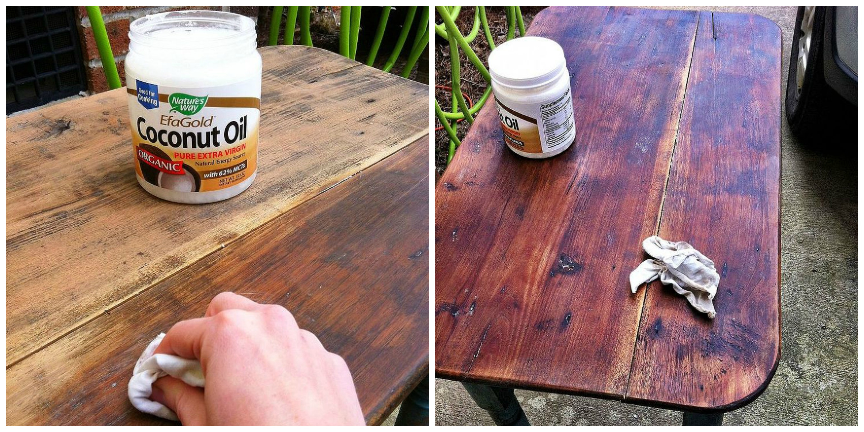 8 Tricks For Repairing And Restoring Wood Damage | Huffpost Life throughout How To Restore Wood Furniture With Vinegar