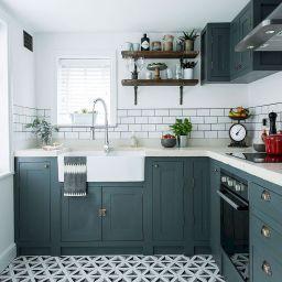 80 Creative Small Kitchen Decorating Ideas | Kitchen Design in Kitchen Cabinet Ideas 2017