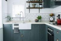 80 Creative Small Kitchen Decorating Ideas | Kitchen Design inside Basement Kitchen Ideas On A Budget