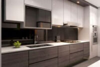 85 Awesome Modern Kitchen Design And Decor Ideas | Latest throughout Kitchen Breakfast Bar Design Ideas