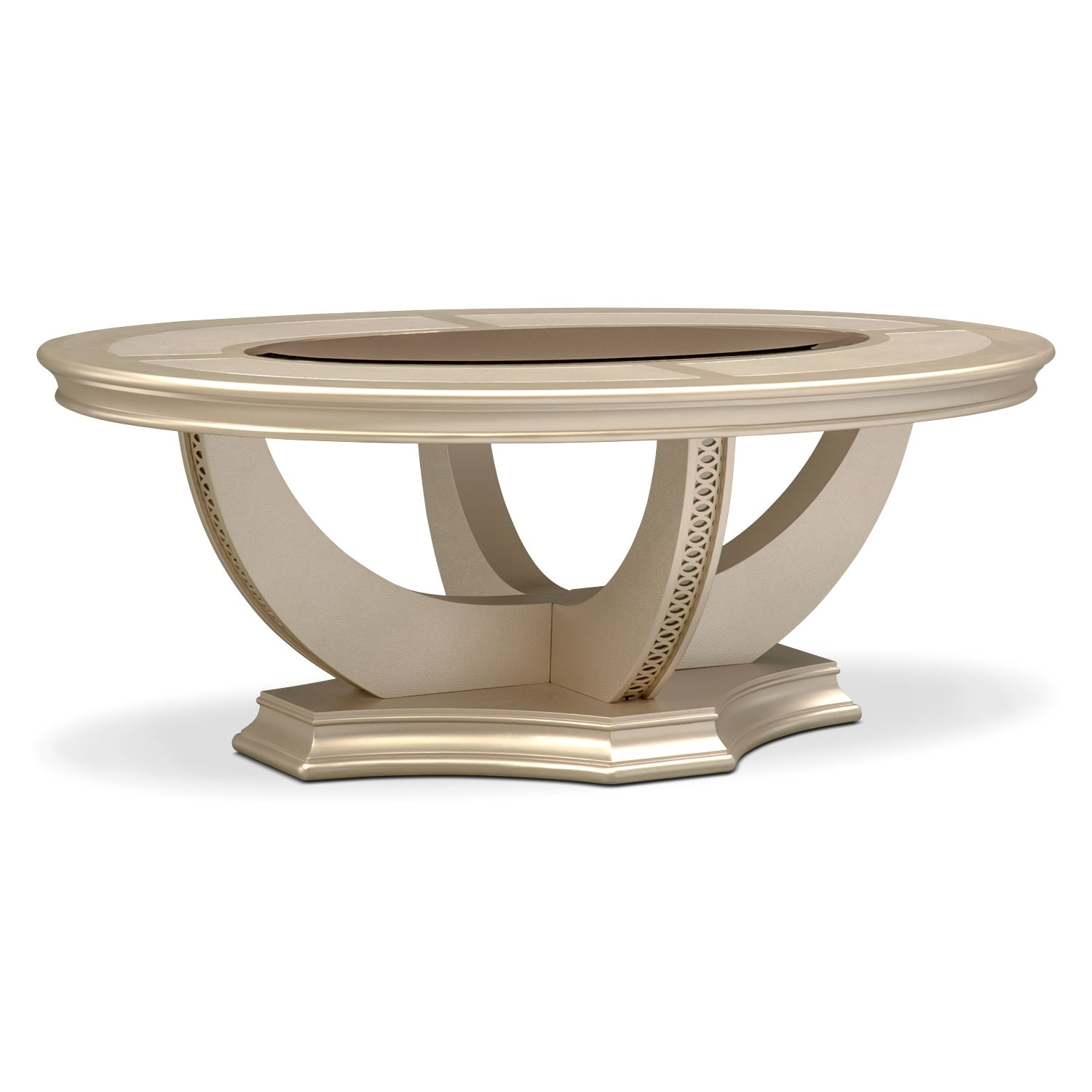Allegro Coffee Table inside American Furniture Coffee Tables
