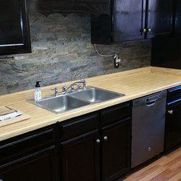 Amazon: Customer Reviews: Aspect Peel And Stick Stone with regard to Kitchen Backsplash Design Ideas