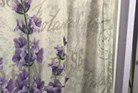Amazon: Lavender Shower Curtainambesonne, Vintage for Kids Bathroom Accessories Sets