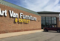 Art Van Furniture Closing Its Stores - Cnn with Art Van Furniture Credit Card