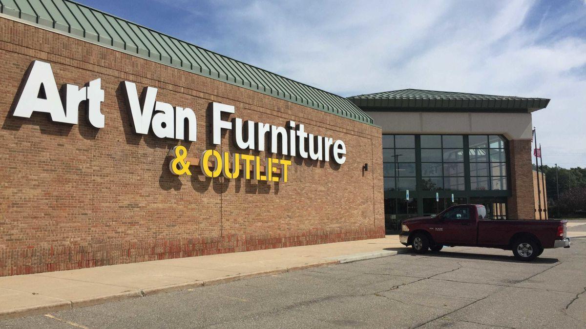 Art Van Furniture Closing Its Stores - Cnn with Art Van Furniture Credit Card