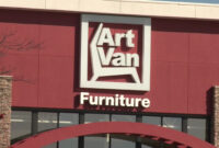 Art Van Furniture Going Out Of Business; Local Store To inside Art Van Furniture Mishawaka