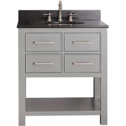 Bathroom Vanities 26 Inches To 35 Inches | Goedeker'S within 30 Inch Bathroom Vanity With Drawers