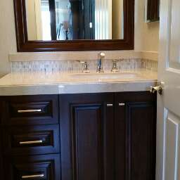 Cabinets Orange County|Kitchen Cabinets Orange County|Custom throughout Custom Bathroom Vanity Tops