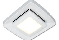 Chadwell Supply. Nutone® Upgrade Exhaust Fan Cover To Led with Broan Bathroom Fan Light