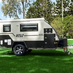 Compact Xt-12 Hybrid Offroad Caravan For Sale (With Images in 13 Foot Travel Trailer With Bathroom