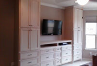 Contemporary Bedroom: Bedroom Wall Units. Clothing Wall for Bedroom Furniture Wall Units
