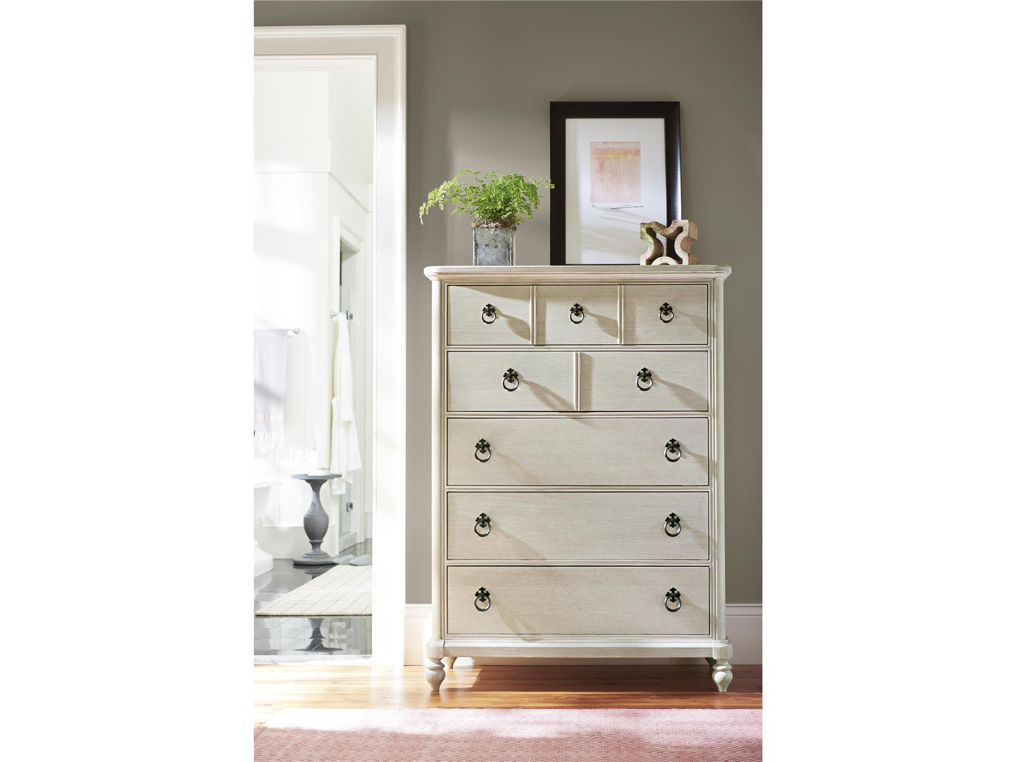 Cottage-Paula Deen Home Drawer Chest | Universal Furniture regarding Universal Furniture Paula Deen