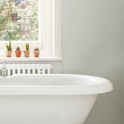 Dulux Easycare Bathroom - Polished Pebble - Paint Tester Pot in Very Small Half Bathroom Ideas