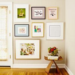 Five Tips For Hanging Your Ce Artwork | Framed & Matted intended for Artwork For Living Room Walls