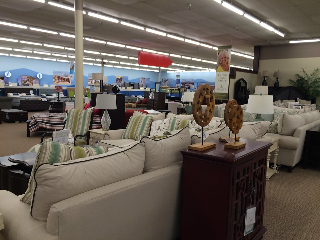 Hank'S Fine Furniture (Former Kmart) | This Kmart Opened In within Hanks Furniture Fort Smith Ar