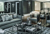 Interior Design Styles - Retro Style - Cas with regard to Gray And Red Living Room Ideas