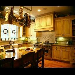 Kitchen Design | Country Kitchen, Modern Country Kitchens pertaining to Country Style Kitchen Ideas