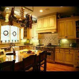Kitchen Design | Country Kitchen, Modern Country Kitchens regarding Country Kitchen Lighting Ideas