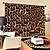 Leopard-Print Household Decoration Blackout 100%Polyester in Animal Print Living Room Decor