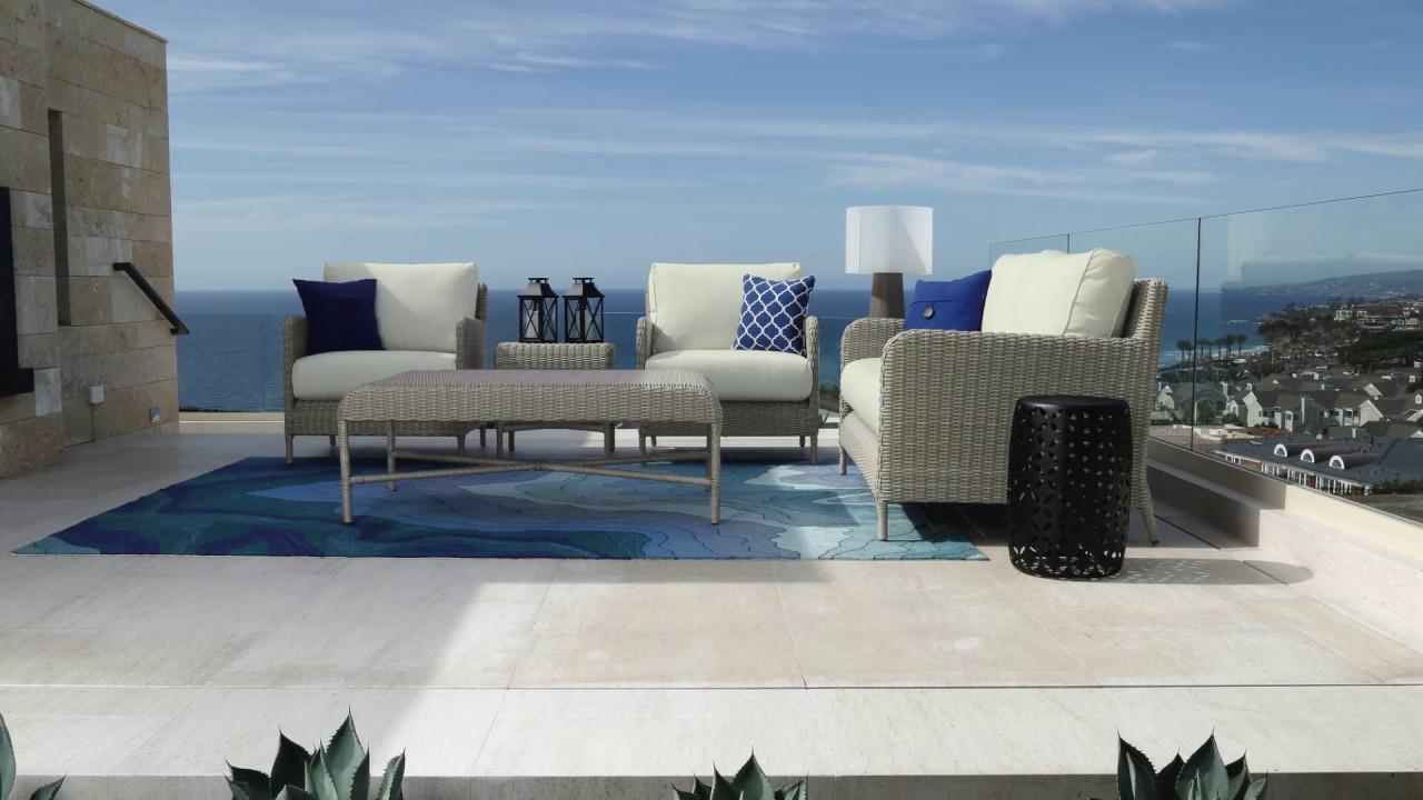 Manhattan Outdoor Furnituresunset West Usa - Youtube with regard to Sunset West Patio Furniture