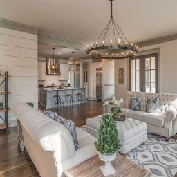 Marvelous Living Room Ideas With Modern Farmhouse Style 02 with regard to Beautiful Living Room Ideas
