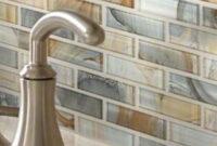 Mercury Glass Cs49P - Gilt Tile And Stone: Wall And Flooring with regard to Kitchen Backsplash Ideas 2016