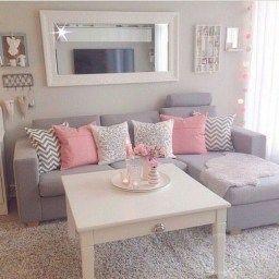 Modern Minimalist Living Room Ideas21   Apartment Decorating inside Apartment Living Room Ideas On A Budget