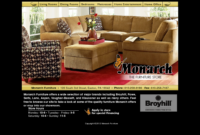 Monarch Furniture Store Competitors, Revenue And Employees with regard to Monarch Furniture Easton Pa