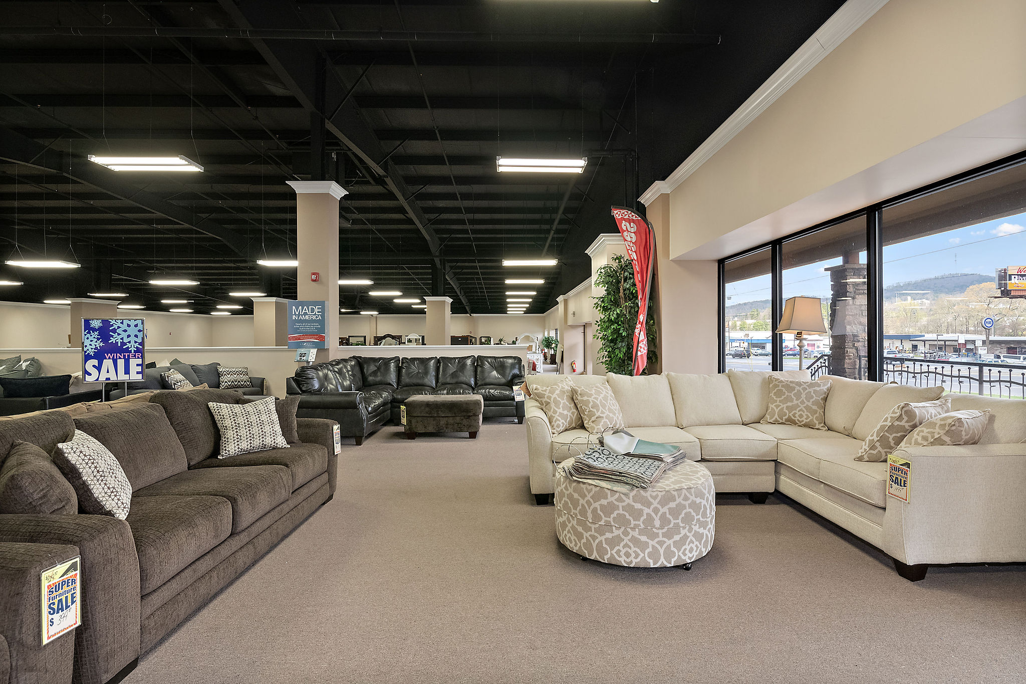 Nelson'S Home Furnishing | Graham Commercial Contractors intended for Nelsons Furniture Cartersville Ga