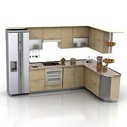 New Model Kitchen Cupboard New Model Kitchen Design Kerala inside Above Kitchen Cabinet Ideas