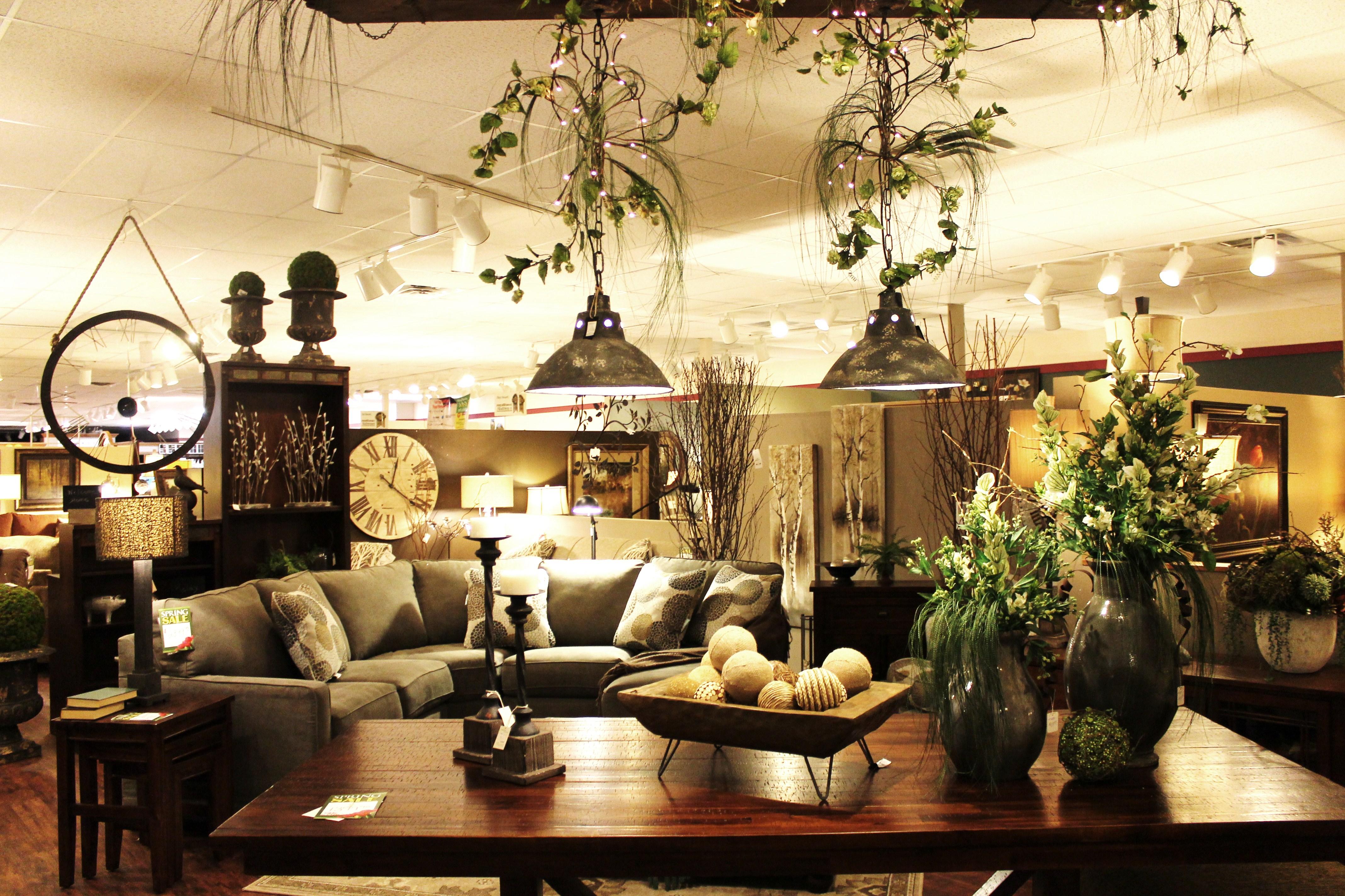 Newest Decorating Trends: Hansen'S Furniture Event – Katie pertaining to Hansen'S Furniture Waupaca