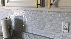 Pin On Kitchen with regard to Bathroom Tile Backsplash Ideas