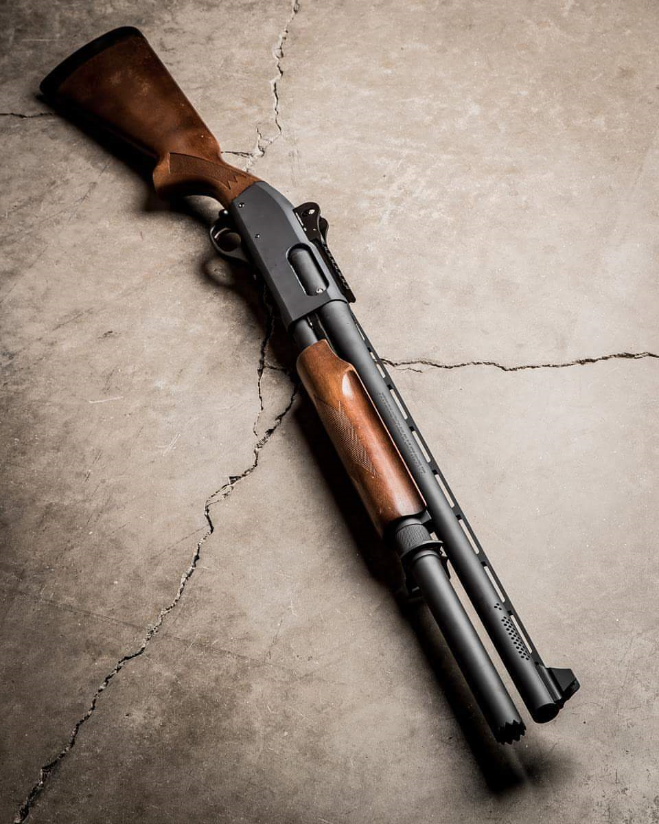 Pin On Survival Hacks intended for Remington 870 Wood Furniture