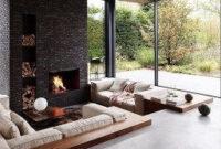 Pinchristopher O'Donnell On House Plans In 2020   Sunken in Sunken Living Room Remodel