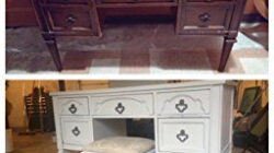 Renaissance Chalk Furniture & Cabinet Paint Qt - Ivory intended for Painting Bathroom Cabinets With Chalk Paint