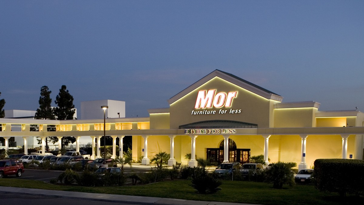 San Diego Family-Owned Mor Furniture Sells 36-Store Chain To regarding Mor Furniture For Less San Diego