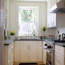 Small Kitchen Design Ideas, Pictures, Remodel, And Decor for Galley Kitchen Remodel Ideas
