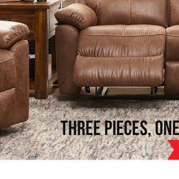 Weekly Ad | The Furniture Mart within 3 Piece Living Room Set Under $500