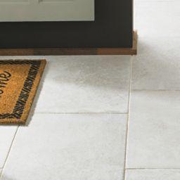 Wickes Como Limestone Porcelain Tile 600 X 400Mm | Limestone in Cheap Kitchen Floor Ideas