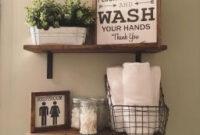 06 Awesome Farmhouse Bathroom Makeover Ideas | Farmhouse pertaining to 12X18 Living Room Design