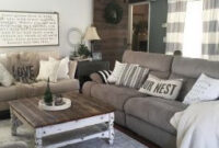12 Cozy Farmhouse Living Room For Your Family'S Warmth throughout 12 By 12 Living Room Design