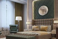 32 Nice Luxury Bedroom Design Ideas Looks Elegant with Modern Interior Design Master Bedroom
