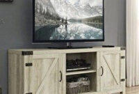 35 Best Minimalist Farmhouse Tv Stand Ideas For Your Living in Tv Set Furniture Design Pictures