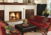 47 Brilliant Red Couch Living Room Design Ideas   Red Couch in Red Sofa Living Room Design