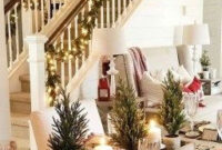 50 Amazing Winter Home Decoration Ideas | Winter House with regard to Christmas Design Living Room