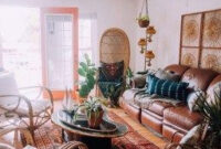 50 Perfectly Bohemian Living Room Design Ideas In 2020 throughout Boho Living Room Design