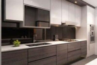 50 Stunning Modern Kitchen Design Ideas | Modern Kitchen within Kitchen Design With Shelves Instead Of Cabinets