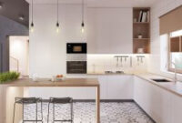 53 Gorgeous Modern Scandinavian Kitchen Ideas pertaining to Scandinavian Kitchen Design Ideas