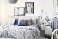 60 Simple And Elegance Scandinavian Bedroom Designs Trends with Scandinavian Bedroom Design Ideas