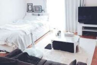 "Album] มโนเป็นนางเอก! ไอเดียแต่ง ""ห้องนอนในฝัน แบบซีรีส์ with regard to Apartment Bedroom Design Ideas"